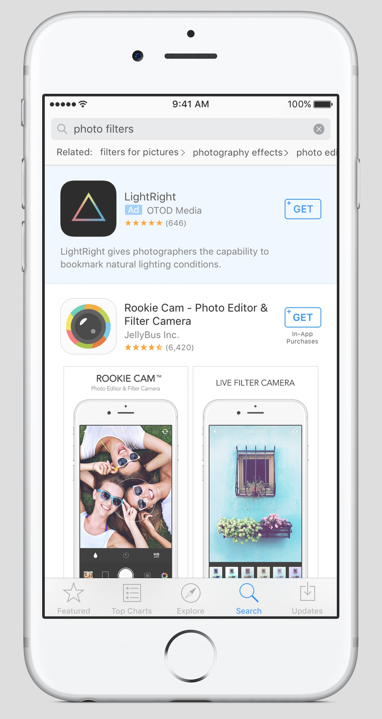 app-store-ad-example
